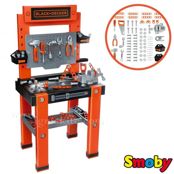 Smoby - Център с инструменти Black & Decker 360700