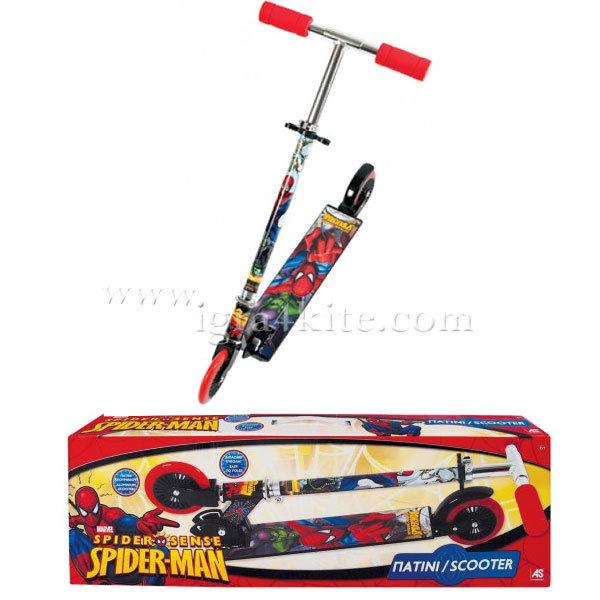 Disney SpiderMan - Тротинетка Спайдърмен 5004-50092