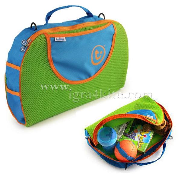 Trunki - Голяма чанта Tote Blue