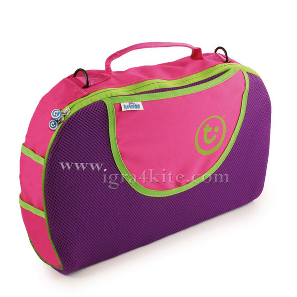 Trunki - Голяма чанта Tote Pink
