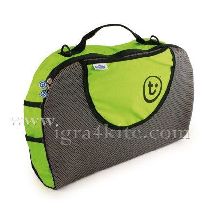 Trunki - Голяма чанта Tote Green