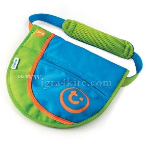 Trunki - Чанта-седло за куфар Blue