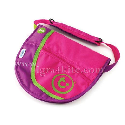Trunki - Чанта-седло за куфар Pink