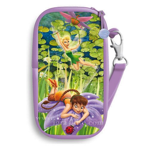 Fairies - Калъф за мобилен телефон Феи Ars Una 92926035