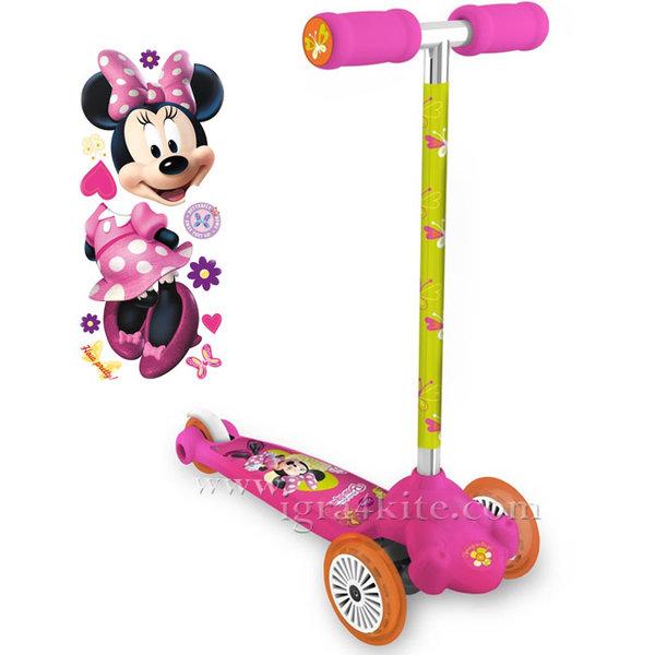 Mondo - Скутер Twist and Roll Minnie Mouse 18397