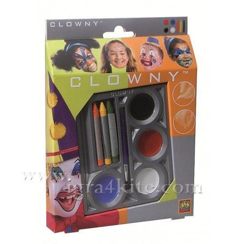 SES Creative - Комплект бои за лице Футбол 09641