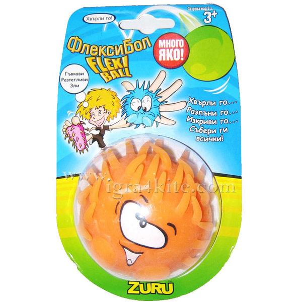 Zuru - Еластично топче Флексибол ZFXB1