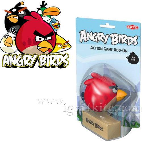 ANGRY BIRDS - Допълнителна фигурка Червеното пиле Енгри бърдс