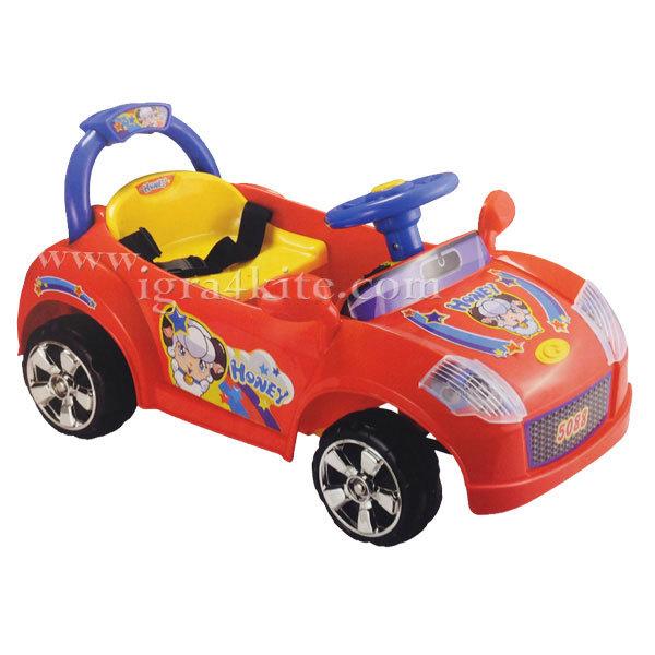 Детска акумулаторна кола Honey 5088