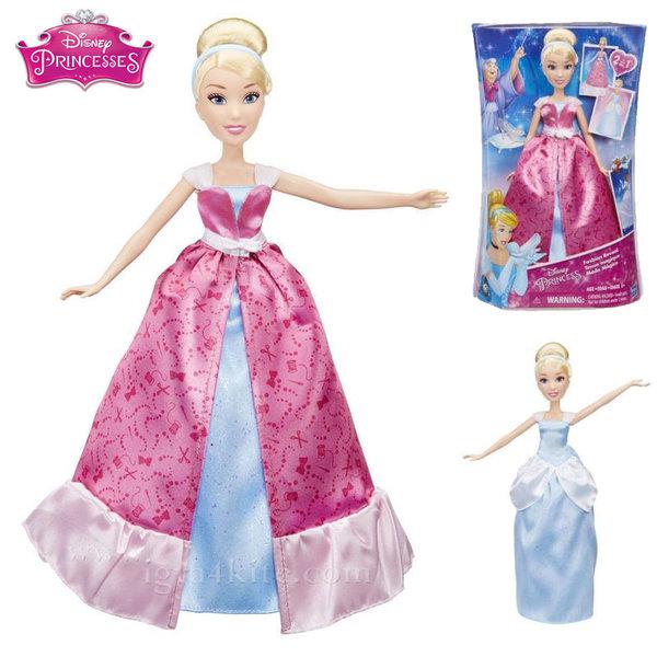 Disney Princess - Пепеляшка с двойна рокля c0544
