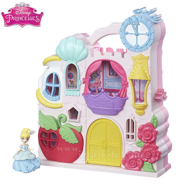 Disney Princess - Замъка на Пепеляшка b6317