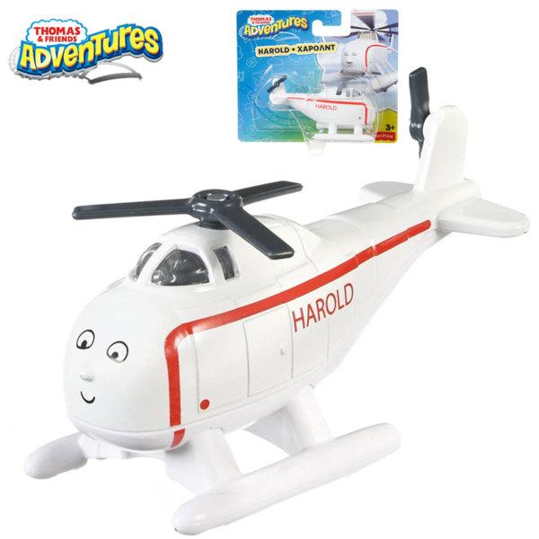 Fisher Price - Влакчето Томас Collectible хеликоптер Harold dxt30