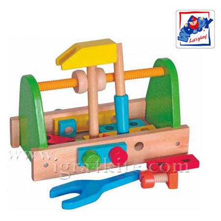 Woody - Сандък с инструменти 90047