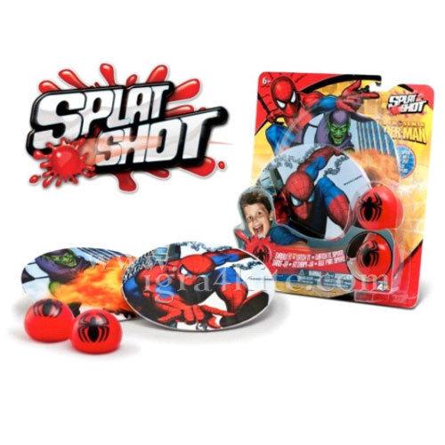 Splat Shot - Сплат Шот Спайдър Мен