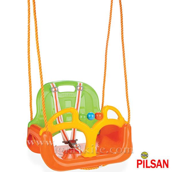 Pilsan - Детска люлка Самба 06129 Оранжева