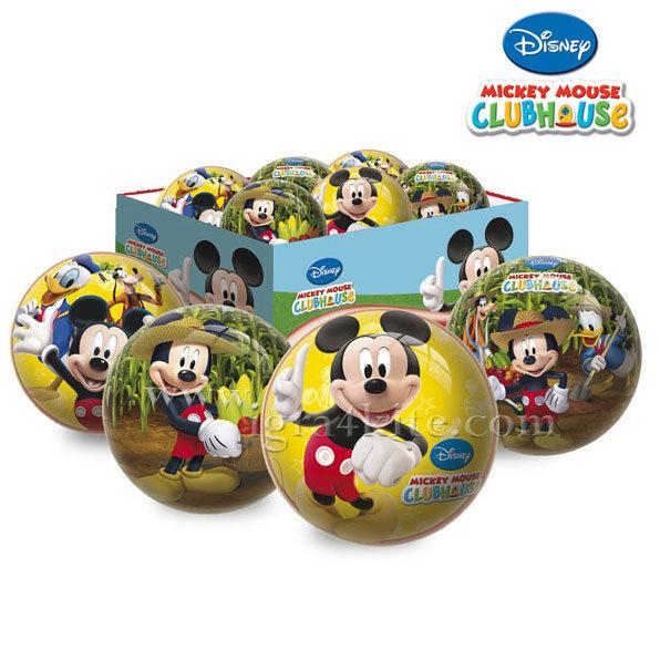 Unice - Детска топка за игра Mickey Mouse 110900