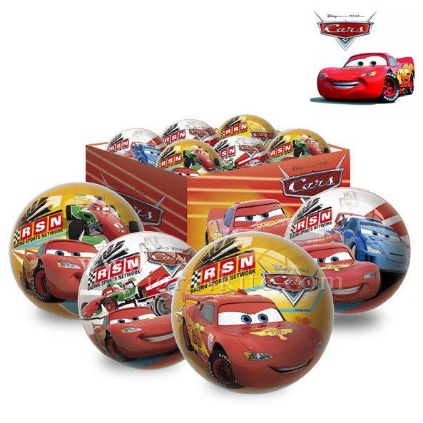 Unice - Детска топка за игра Cars 112900