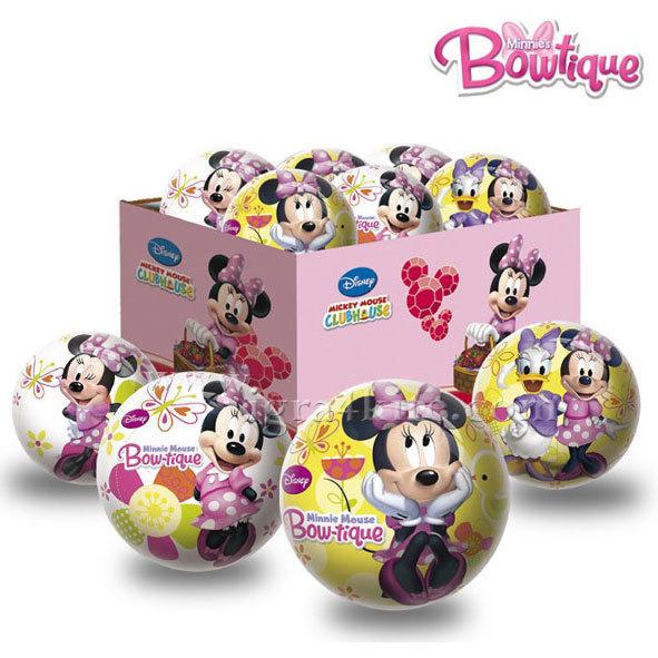 Unice - Детска топка за игра Minnie Mouse 114100