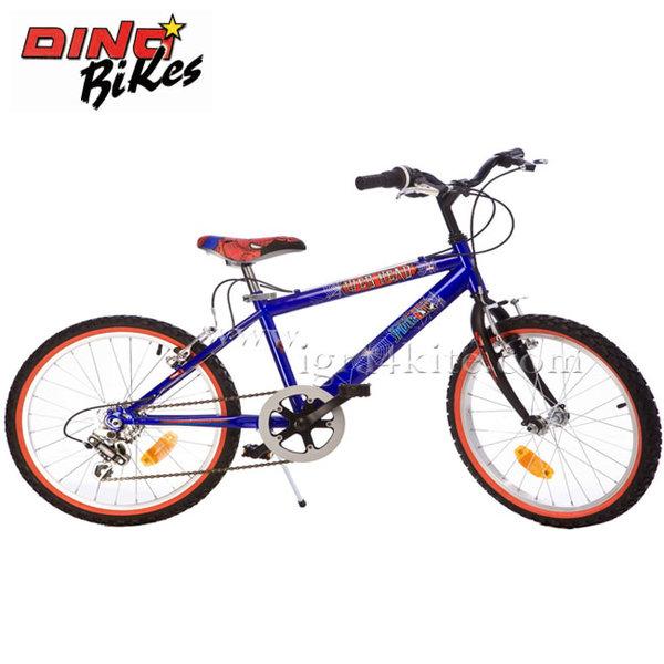"Dino Bikes Spiderman - Детски велосипед Спайдърмен 20"" 112176"