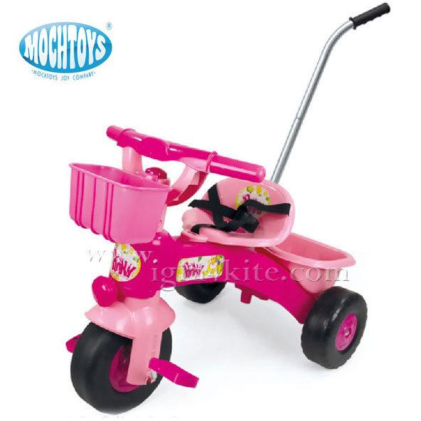 Mochtoys - Детски мотор Pinky с родителски контрол 10242