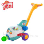 Bright Starts - Самолет за бутане с топчета JET POOPER 9231