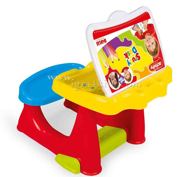 Dolu - Детски чин с пейка и аксесоари 7067