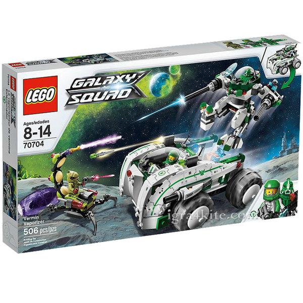 Lego 70704 Galaxy Squad - Унищожител на паразити