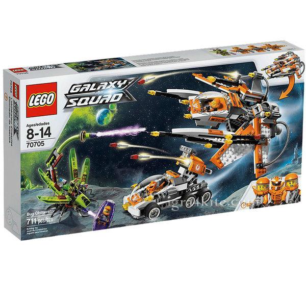 Lego 70705 Galaxy Squad - Унищожител на буболечки