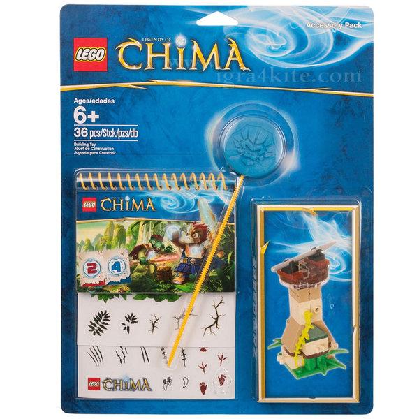 Lego 850777 Chima - Комплект аксесоари