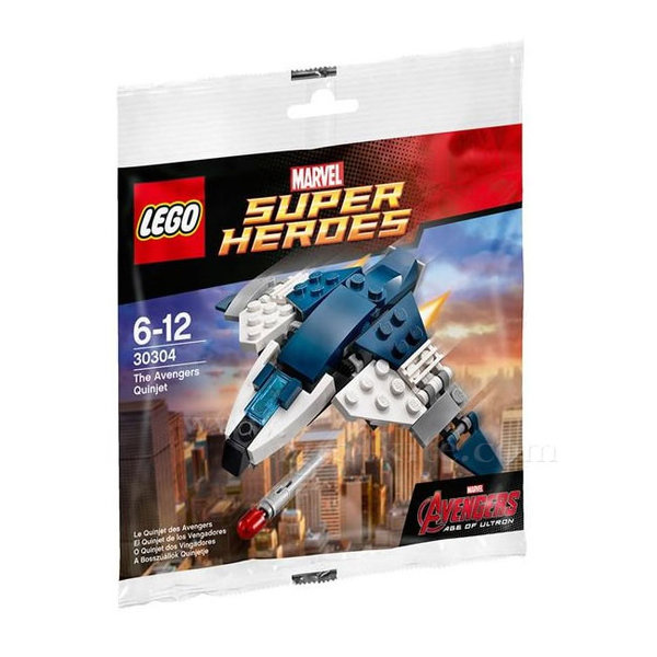 Lego 30304 Super Heroes - Marvel Куинджет
