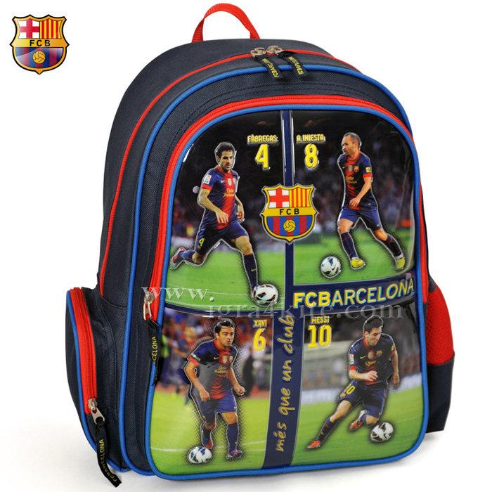 cfe71a0671d FC Barcelona - Ученическа раница Барселона - Детски играчки от ...
