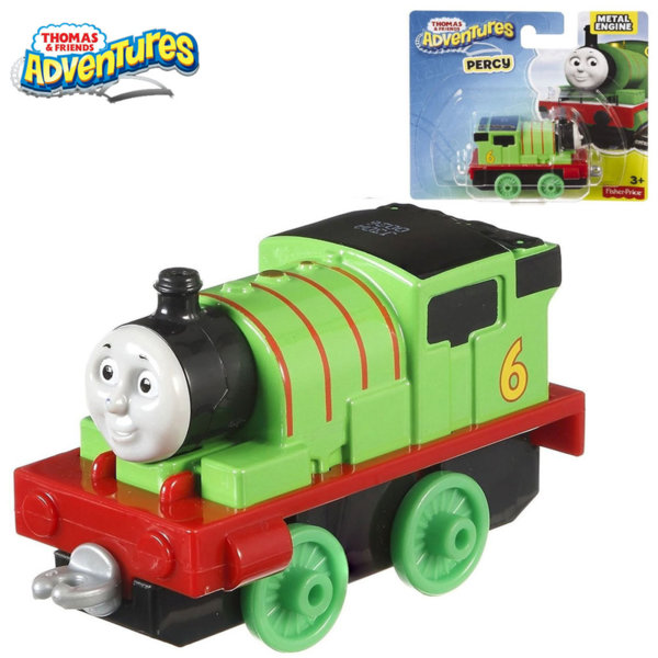 Fisher Price - Влакчето Томас Collectible Percy dwm28