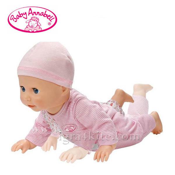 Zapf Creation - Baby Annabell Уча се да вървя 793411