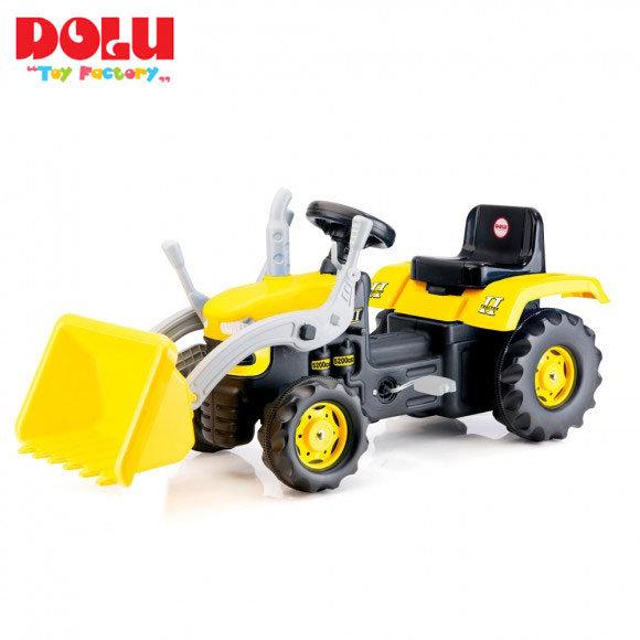 Dolu - Детски трактор с педали Little Farmer 8051
