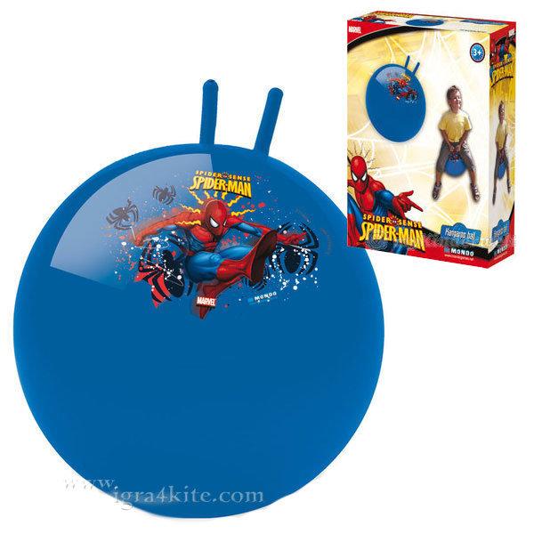 Mondo - Топка за скачане Spider Man 6840