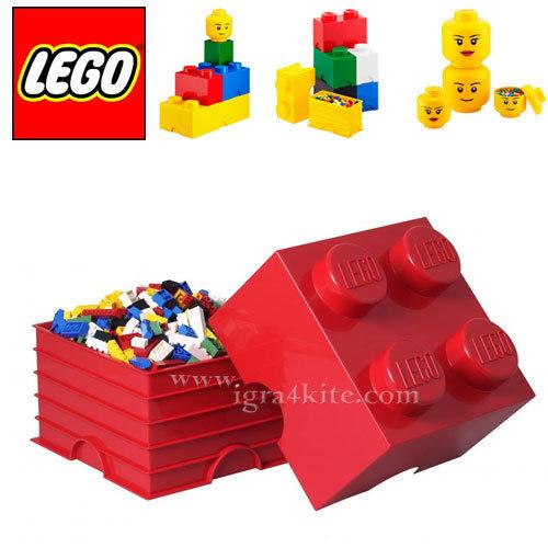 Lego 40031730 Аксесоари - Кутия за съхранение 2x2
