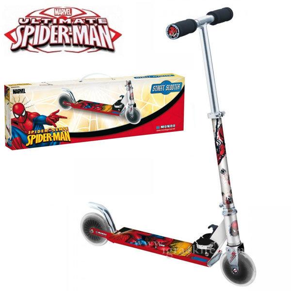 Mondo - Тротинетка Spiderman 18501