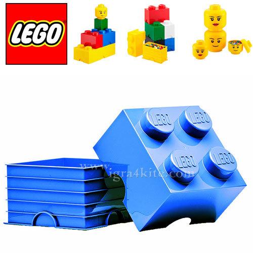 Lego 40031731 Аксесоари - Кутия за съхранение 2x2