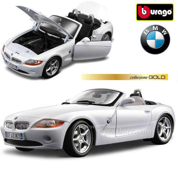 Bburago - Кола 1:18 BMW Z4 18-12001
