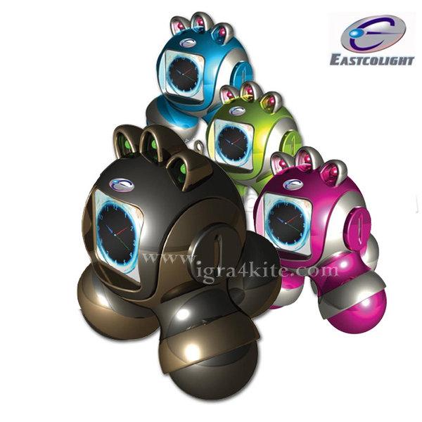 Eastcolight - Дигитална фоторамка с часовник 9301