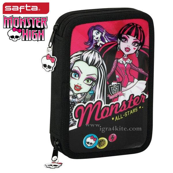 Monster High - Ученически несесер зареден Монстър Хай 54746