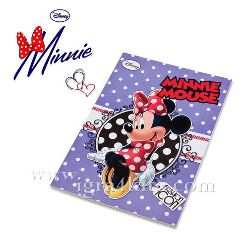 Disney Minnie Mouse - Тетрадка B5 40 листа Мини Маус