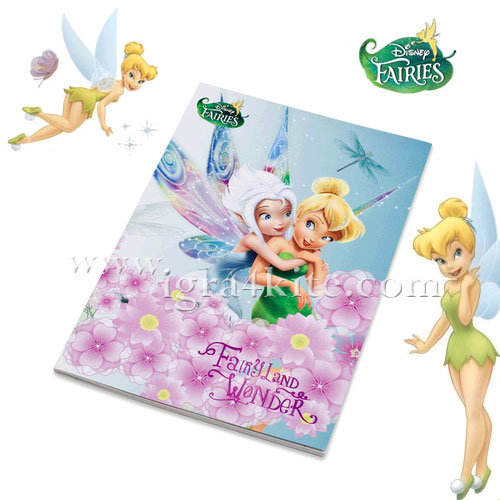 Disney Fairies - Тетрадка Феите B5 40 листа