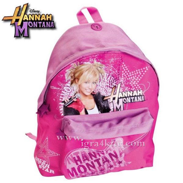 Disney Hannah Montana - Ученическа раница Хана Монтана 396522