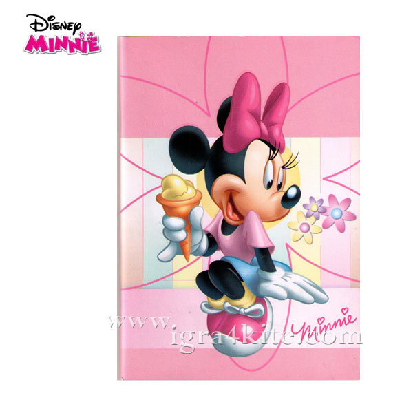 Disney Minnie Mouse -  Тетрадка Мини Маус B5 40 листа 58796