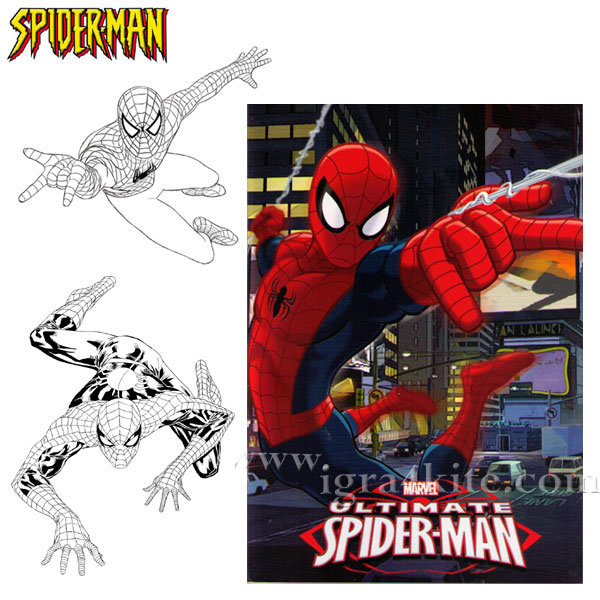 Spiderman - Тетрадка B5 40 листа