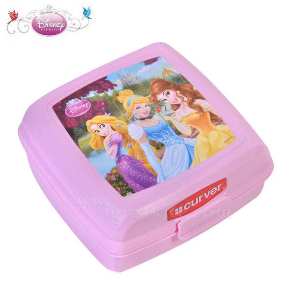Disney Princess - Кутия за закуски Принцеси