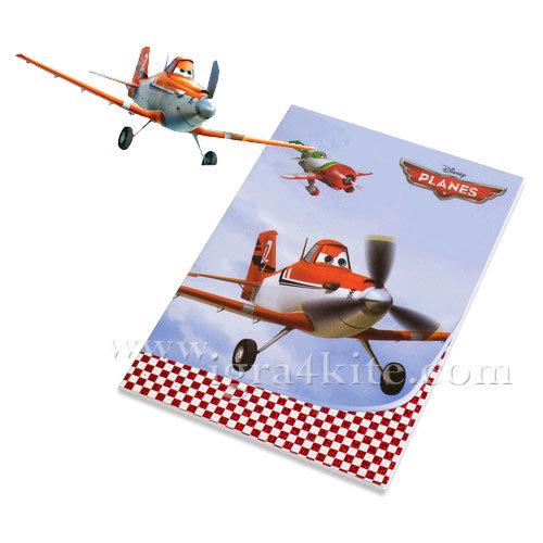 Disney Planes - Тетрадка B5 Самолетите
