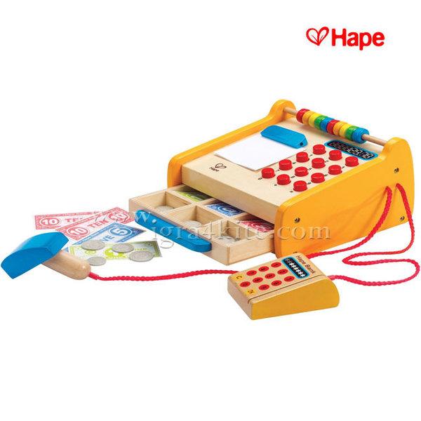 Hape - Детски касов апарат H3121