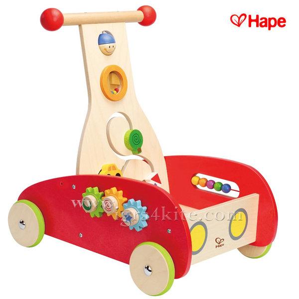Hape - Детска дървена проходилка H0370
